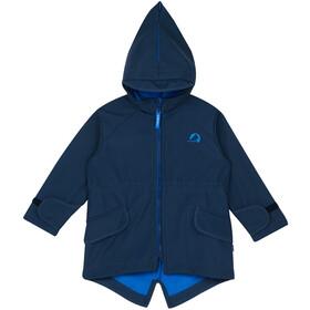 Finkid Parka Shell - Veste Enfant - bleu